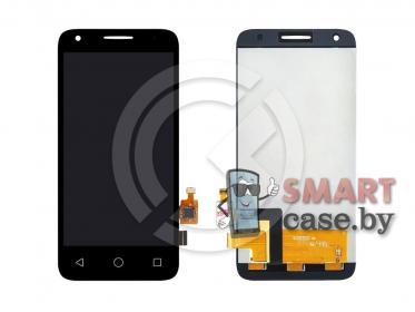 """Дисплей для Alcatel OT 5017D/4027D/5019D/5017X Pixi 3 (4,5"""") + тачскрин (черный)"""