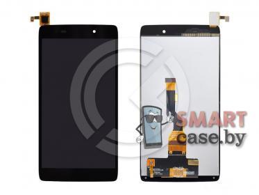 Дисплей для Alcatel OT 6039Y Idol 3 (4,7'') + тачскрин (черный)