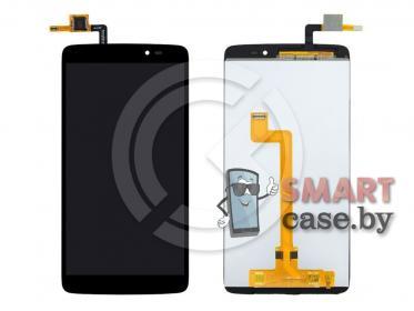 Дисплей для Alcatel OT 6045Y Idol 3 + тачскрин (черный)