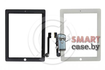 Тачскрин для iPad3 / iPad4 (белый)