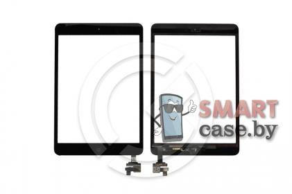 Тачскрин для iPad mini / mini 2 (с разъемом) + кнопка HOME (белый)
