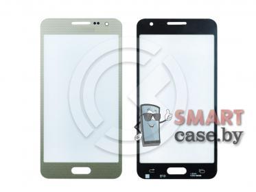Стекло для Samsung Galaxy A3 (A300F) (золото)
