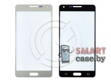 Стекло для Samsung Galaxy A5 (A500F) (золото)