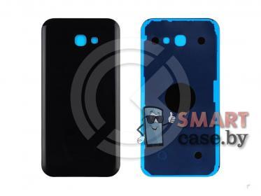 Задняя крышка для Samsung A720 Galaxy A7 (2017) (черный)
