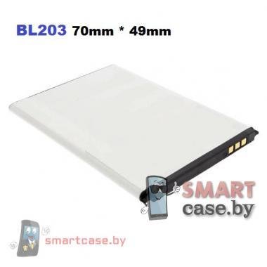 Аккумулятор BL203 для Lenovo A369, A66, A278T, T760 1800mAh