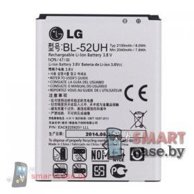 Аккумулятор BL-52UH для LG L70 (D320), L70 (D325), L65 (D285), L60 (D280), Spirit 2100mAh