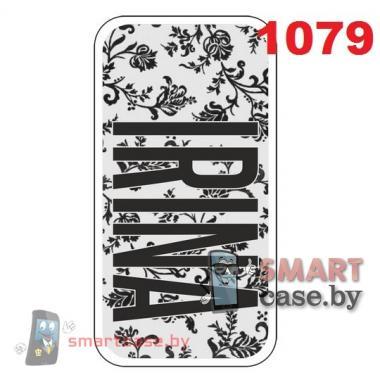 Печать на чехле для iPhone 6/6S (именной чехол или фото)