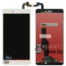 Дисплейный модуль для Xiaomi Redmi Note 4X LCD + Touch Screen (белый)
