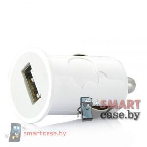 Автомобильное зарядное устройство Apple USB 1А (Оригинальное)