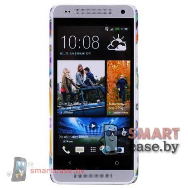 Накладка для HTC mini со специальным покрытием