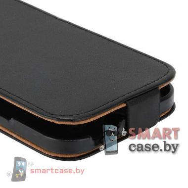 Чехол с магнитной застежкой для HTC One черный