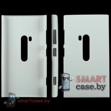 Пластиковый футляр накладка для Nokia Lumia 920 (белый)