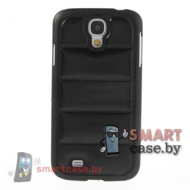 Дизайнерский чехол для Samsung Galaxy S4 (Черный)