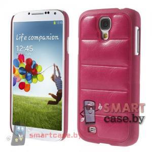 Дизайнерский чехол для Samsung Galaxy S4 (Розовый)