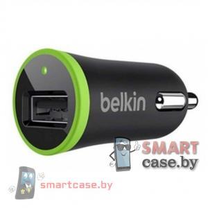 Зарядное устройство автомобильное Belkin 2,1А (черное)