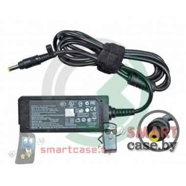 Блок питания (зарядное) для ноутбука Asus 12V, 3A (штекер 4,0x1,7)