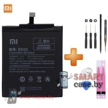 Аккумулятор BN30 для Xiaomi Redmi 4A 3120 mah