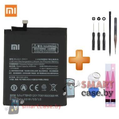 Аккумулятор BN31 для Xiaomi Mi 5x, Mi A1, Redmi Note 5A 3000 mah