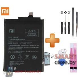 Аккумулятор (батарея) BN40 для Xiaomi Redmi 4 Pro 4100 mah