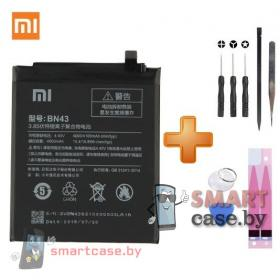 Аккумулятор BN43 для Xiaomi Redmi Note 4X 4000 mah