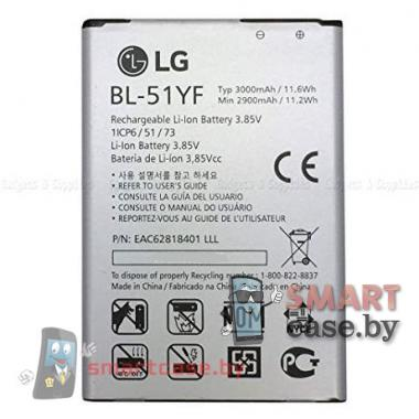 Аккумулятор BL-51YF для телефона LG G4 3000 mAh