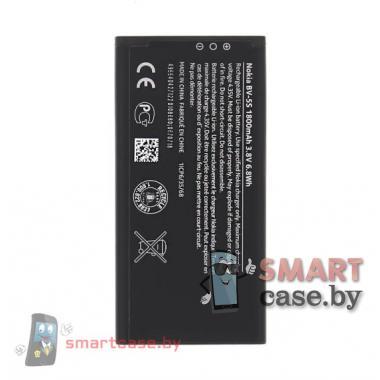 Аккумулятор (батарея) BV-5S для Nokia X2, X2-01, X2-02, X2-05 1800 мАч