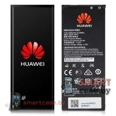 Аккумулятор HB4342A1RBC для телефона Huawei Y6 Honor 4A, Y5 II 2200 mAh