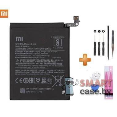 Аккумулятор (батарея) BN46 для Xiaomi Redmi Note 6/Note 3 Pro/8T/Redmi 7 4000 mAh