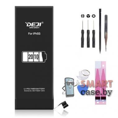 Аккумуляторная батарея для iPhone 5S 2000 мАч Deji увеличенная емкость