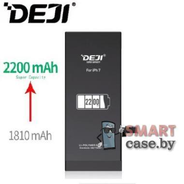 Аккумуляторная батарея АКБ для iPhone 7 Deji Увеличенная емкость 2200 mAh