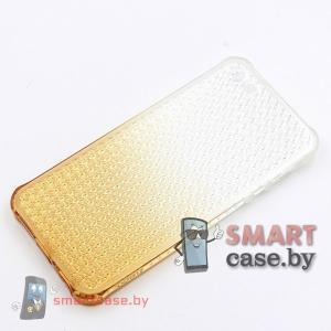 Чехол силиконовый для iPhone 5, iPhone 5s  Hoco (Блестящий перелив)