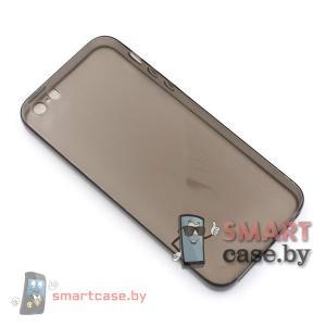 Силиконовый чехол для iPhone 5/5S (темный)