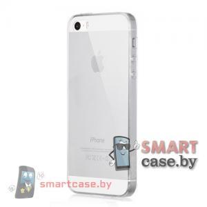 Силиконовый чехол для iPhone 5/5S HOCO (прозрачный ультратонкий)