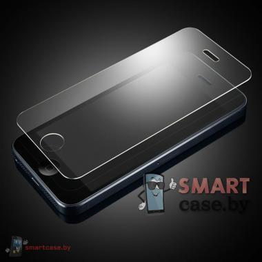 Закаленное стекло для iPhone 5/5s 0,33 мм, 2,5D