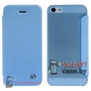 Чехол для iPhone 5/5s ультра тонкий HOCO (голубой)