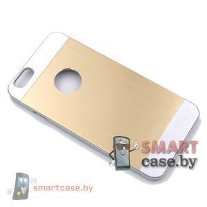 Алюминиевый чехол для iPhone 6 от moshi (Золотой)