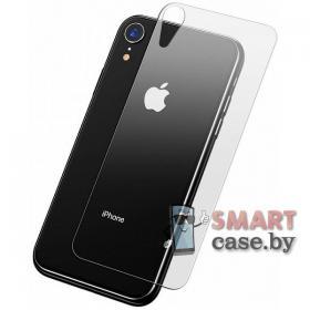 Задняя защитная Nano плёнка для iPhone XR 2.5D