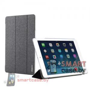 Кожаный чехол для iPad Air от Rock (Черный)