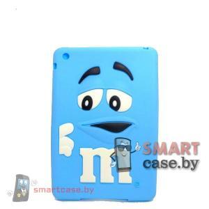 Чехол для iPad mini силиконовый (Синий)