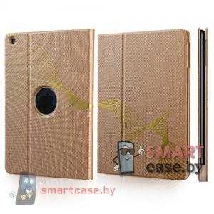 Дизайнерский чехол для iPad mini TOTU (Шампанское с золотом)