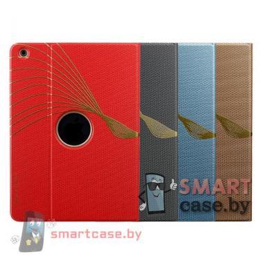 Дизайнерский чехол для iPad mini TOTU (черный с золотом)