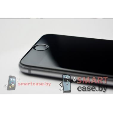 Защитное стекло для iPhone 6/6S 0.33 мм, 5D (черное)