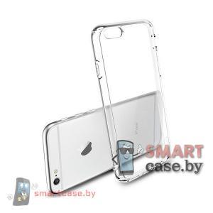 Силиконовый чехол для  iPhone 6 (прозрачный)