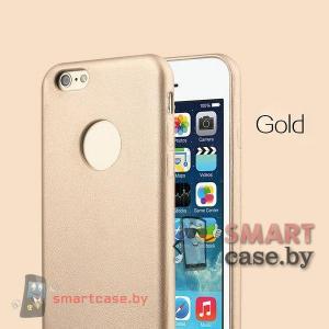 Чехол накладка для iPhone 6 TOTU (золотой)