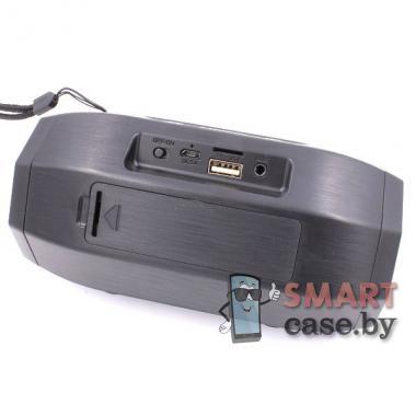 Портативная колонка Profit C10 Bluetooth + FM + USB + TF Card (Чёрная)