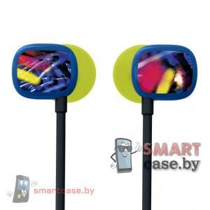 Наушники вакуумные Logitech Ultimate Ears (Желтые)