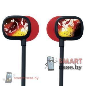 Наушники вакуумные Logitech Ultimate Ears (Красные)