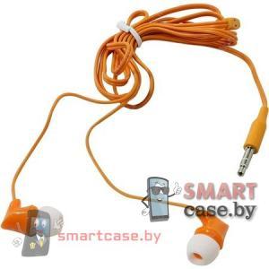 Наушники вакуумные Smartbuy Junior (Оранжевые)