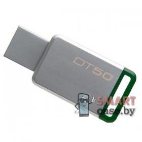 Карта памяти Kingston USB 32GB 10 class (зеленая)