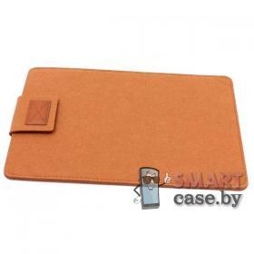 Чехол для ноутбука 20*31 см (коричневый)